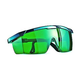 Hydroponics Led-grow Room-glasses -safety Goggles With Case Blocks