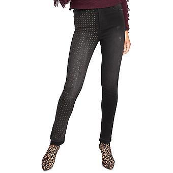 RACHEL Rachel Roy Studded Skinny Jeans
