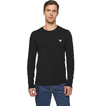 Guess Core T-Shirt - Jet Black