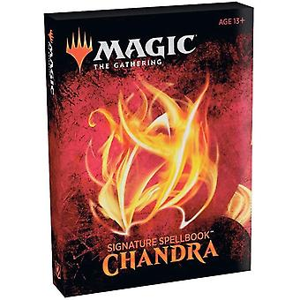 MTG: Signature Spellbook Chandra Display (Pack of 6)