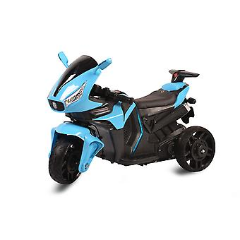 Kids Electric Motorcycle Shadow Headlight Music Function MP3 Output LED Light