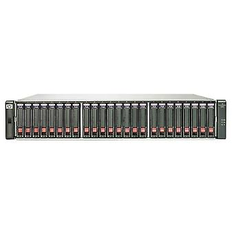 Hp StorageWorks AP846B Array P2000 Διπλός ελεγκτής SFF + 4x HP 600GB 6G SAS