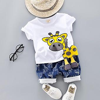 Baby,, Cute Summer Casual Clothes, Top, Shorts Suits