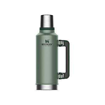 Stanley Classic Vacuum Bottle Hammered Green 1.9L 10-07934-003