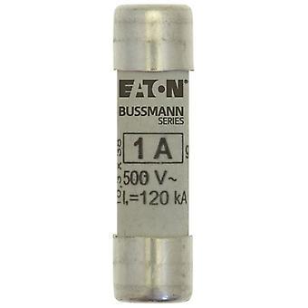 Bussmann C10G1 1A GG 500Vac 10x38mm Cylindrical Fuse