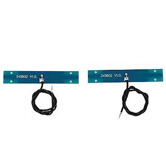 2 x Interne Antenne High Gain Antenne geschweißt 5.1x0.9cm Drahtlänge 20cm