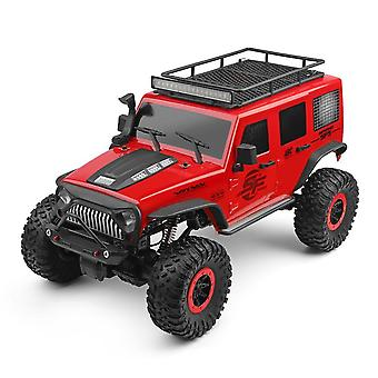 Rc Car Rock Crawler Alpinism Vehicul W / Led Light Rtr Model Rc Truck