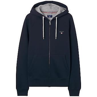 Gant Original Full Zip Sweat Hoodie Cardigan 276123
