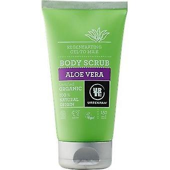 Urtekram Organic Aloe Vera Body Scrub 150ml x6