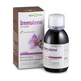 Immulene Junior 200 ml (Cherry)