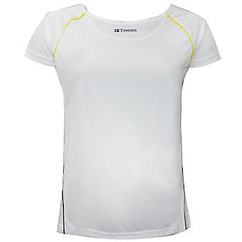 Tretorn Womens Performance Tee Training Gym T-shirt White 475538 36