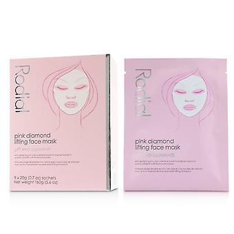 Pink diamond lifting face mask 222932 8x20g/0.7oz
