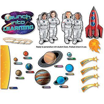 Launch Into Learning Bulletin Board Set