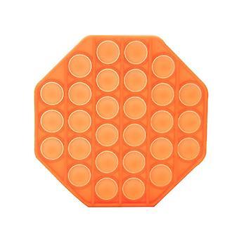 Hot Pop It Push Bubble Sensory Fidget, Tabletop, Anti-stress, Soft, Squeeze,
