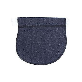 Fødselspermisjon Graviditet Linning Belte -elastisk Midje Extender Bukser Komfortabel