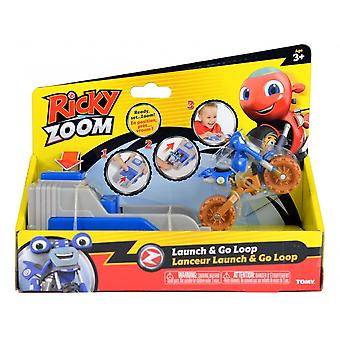 Ricky Zoom Loop Launch & Go Figure Action Set