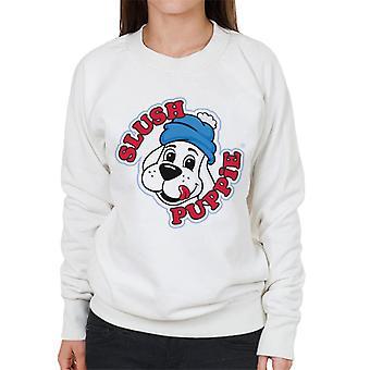 Slush Puppie 00's Logo Women's Sweatshirt