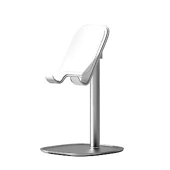 Rock basic version mini portable42° rotation adjustable anti-slip metal desktop stand tablet phone holder for iphone 12