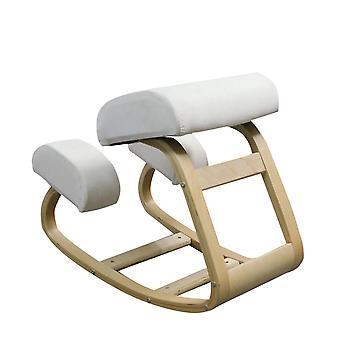 Ergonomikus térdelő szék széklet a jobb testtartás tökéletes testformáló stressz