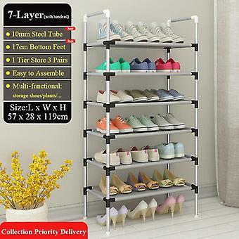 Easy Assemble Shoe Rack