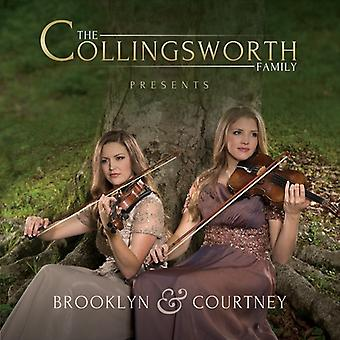 Collingsworth Family - Brooklyn & Courtney [CD] USA import