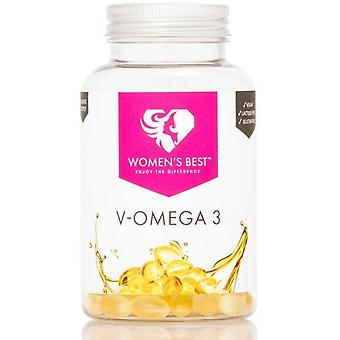 Women's Best V-Omega 3 capsules 90 pieces