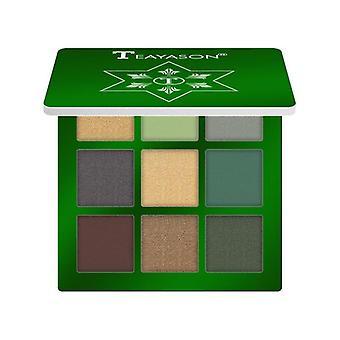 Natural Long-lasting Waterproof Eye Shadow Makeup Cosmetics Tslm2