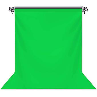 5x7ft Polyester Fabric Green Screen Backdrop Professional photography Background