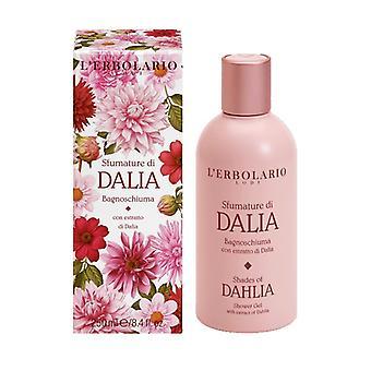 Shades of Dahlia Bubble Bath 250 ml (Citric - Floral)