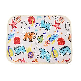 Baby Changing Mat Newborns Car Thin Changing Table Waterproof Diapers