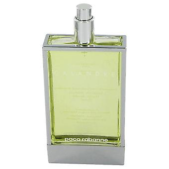 Calandre Eau De Toilette Spray (Tester) By Paco Rabanne 3.4 oz Eau De Toilette Spray