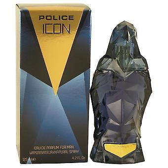 Police Icon Eau De Parfum Spray By Police Colognes 4.2 oz Eau De Parfum Spray