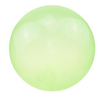 子供たち屋外ソフトエアウォーター充填バブルボール