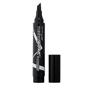 Maybelline Master grafisk flytende markør eyeliner-svart