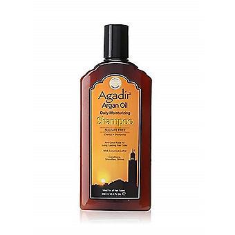 Agadir Vochtinbrengende Shampoo Arganolie 366 ml