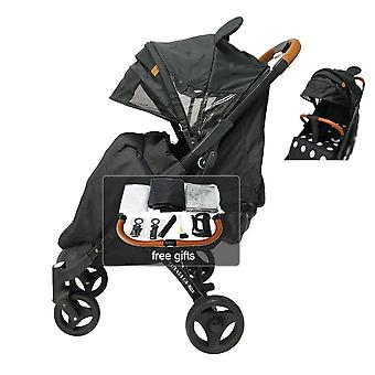 Baby Foldable Trolley Stroller