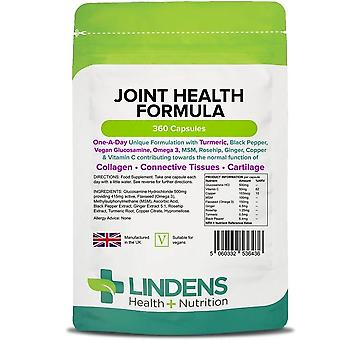 Lindens Joint Health Formule Capsules 360 (6436)