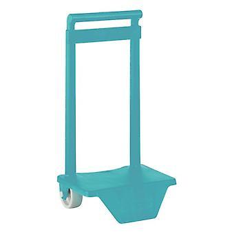 Rucksack vozík Safta Turquoise