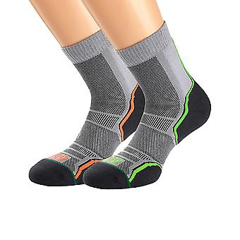 1000 Mile Trail Running Socks (Twin Pack) - SS21