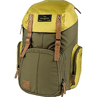 Nitro Snowboards Weekender, Mixed Backpack, Yellow (Golden Mud), 55 Centimeters