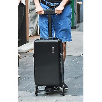 حقيبة شحن ذكية تحمل على صندوق الصعود إلى الأمتعة