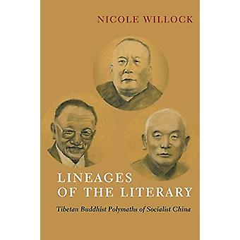 Lineages of the Literary by Nicole Assistant Professor of Philosophy & Religious Studies Willock