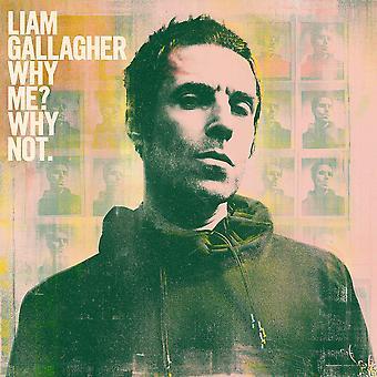 Liam Gallagher - Dlaczego ja? Dlaczego nie. Winyl