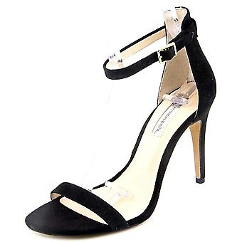 INC International Concepts Womens Roriee Leather Open Toe Special Occasion Ankle Strap Sandals