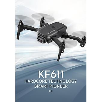 KF611 Drone Profession 4k HD Wide Angle Camera 1080P WiFi Fpv Drones Camera|RC Helicopters