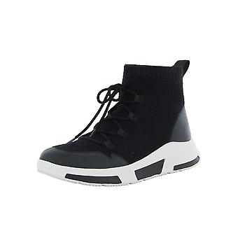 Fitflop Donna Comffknit Sock High Top Sneaker Boot Shoes