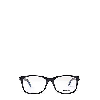 Saint Laurent SL 288 SLIM svarta unisexglasögon