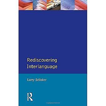 Rediscovering Interlanguage (Applied Linguistics and Language Study)