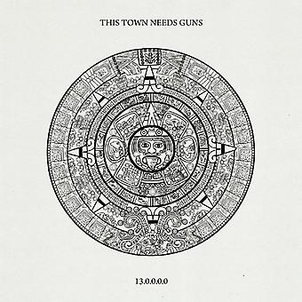 This Town Needs Guns – 13.0.0.0.0 Vinyl