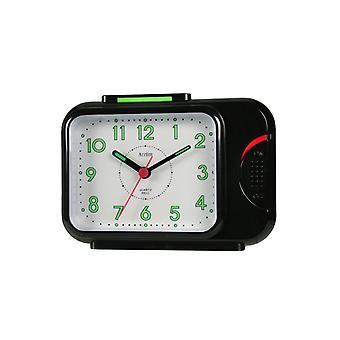 Acctim Sonnet  Alarm Clock Black